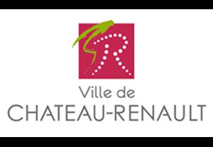 logo ville château renault