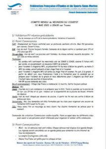 Réunion du 12 mai 2021