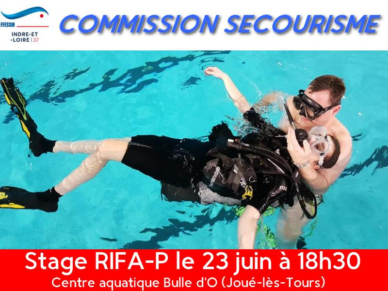 Stage RIFA-P du 23 juin 2021